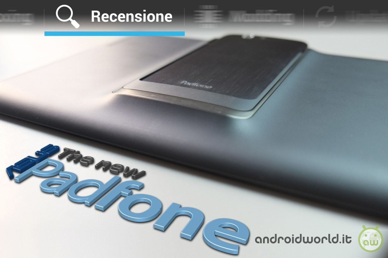 ASUS The New Padfone A86