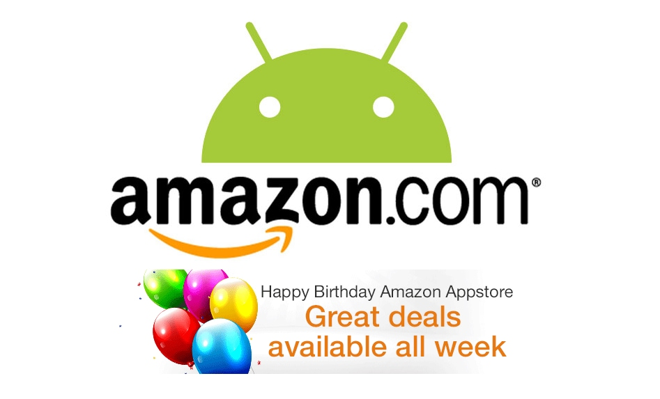 Amazon App Shop Birthday