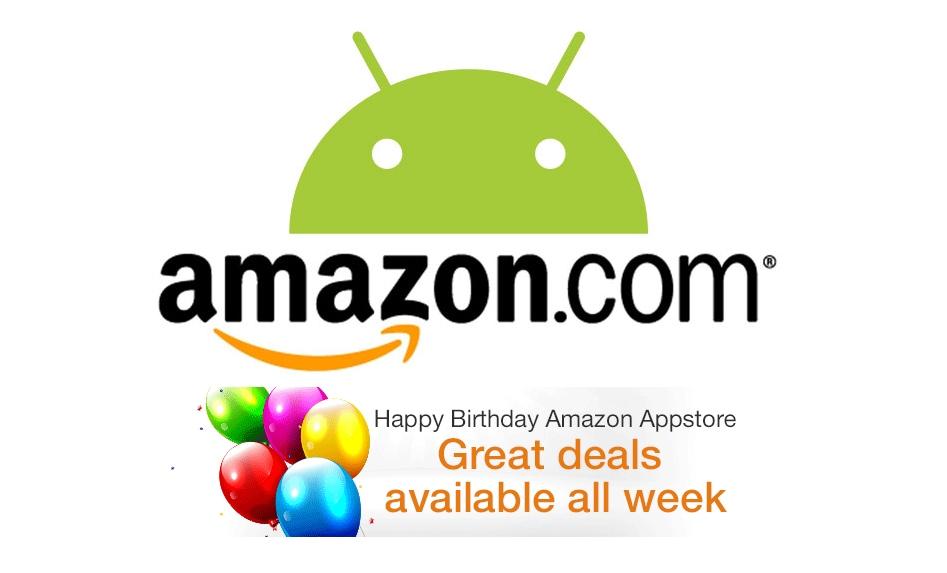 Amazon app shop compie due anni sconti giornalieri su app for Sconti per amazon