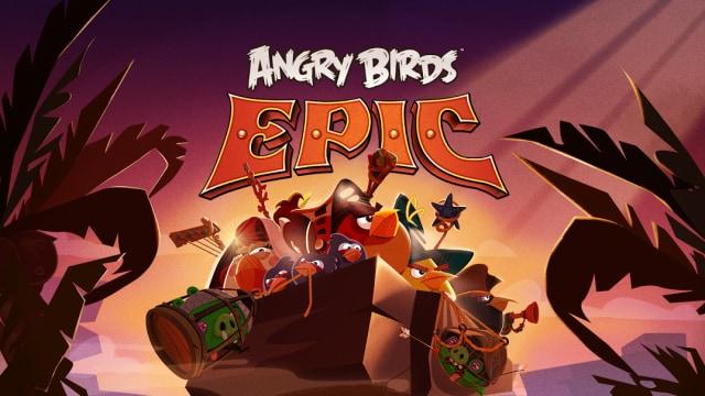 Angry Birds Epic: il nuovo titolo della popolare saga sarà un RPG a turni (foto)