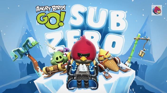 Angry Birds GO! Sub Zero Update