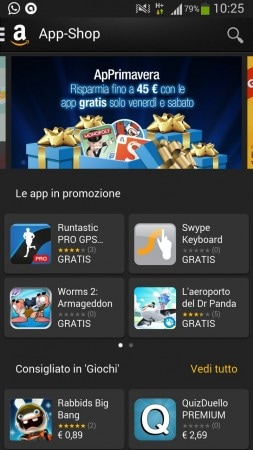 App Primavera Amazon App Shop