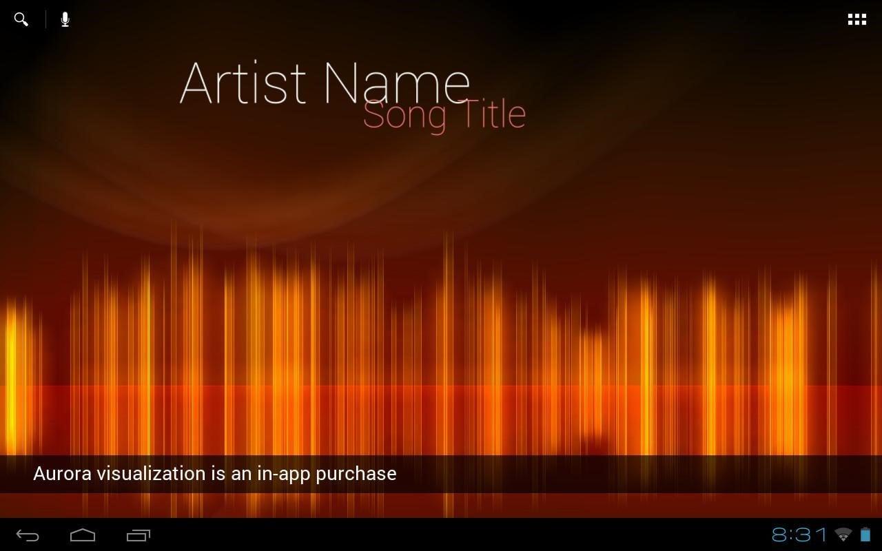 Audio Glow Music Visualizer si aggiorna con nuovi temi