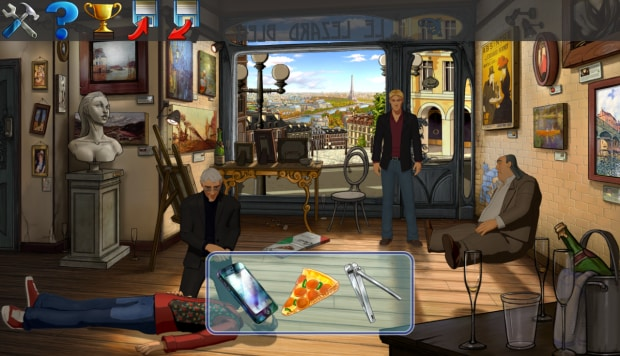 Broken Sword 5 Android Sample (2)
