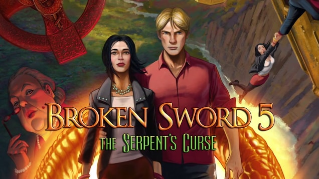 Broken Sword 5 Header
