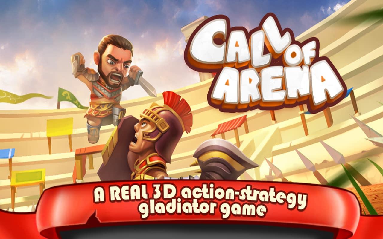 Call of Arena: gestionale free-to-play con combattimenti 3D tra gladiatori (foto e video)