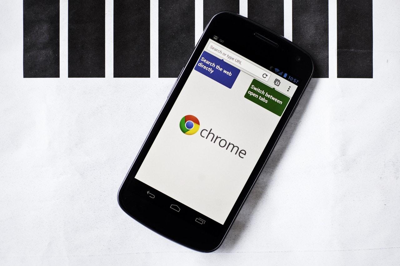 Chrome per Android è ora quasi completamente open source