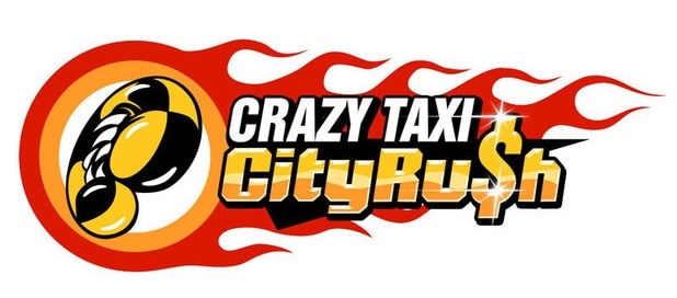 Crazy Taxi City Rush Titolo
