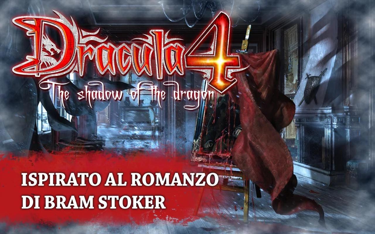 Dracula 4: il nuovo capitolo della saga punta e clicca disponibile per Android (foto e video)