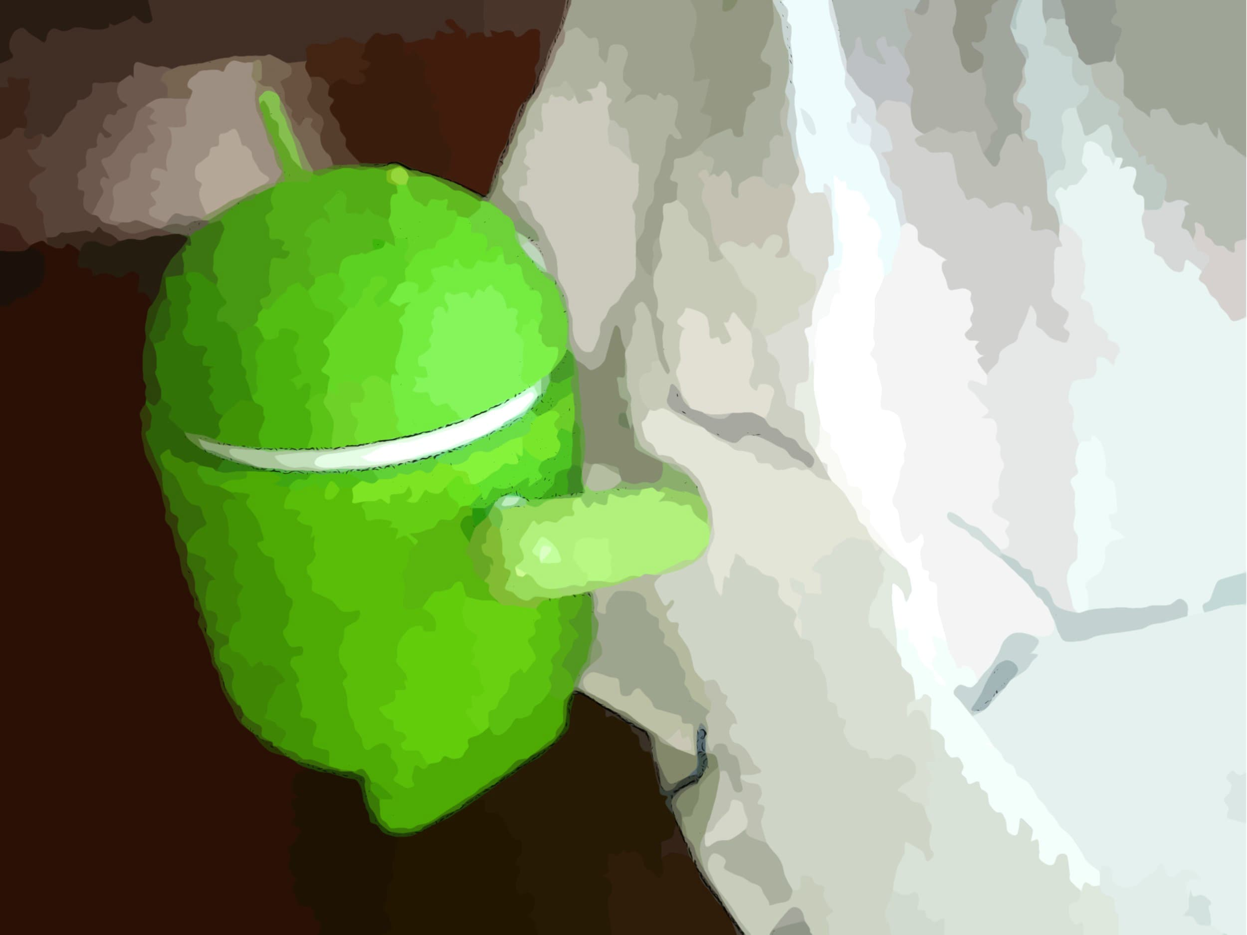 Droid Love Icon