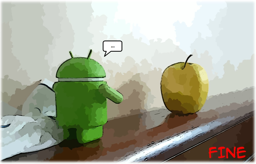 Droid Love The End