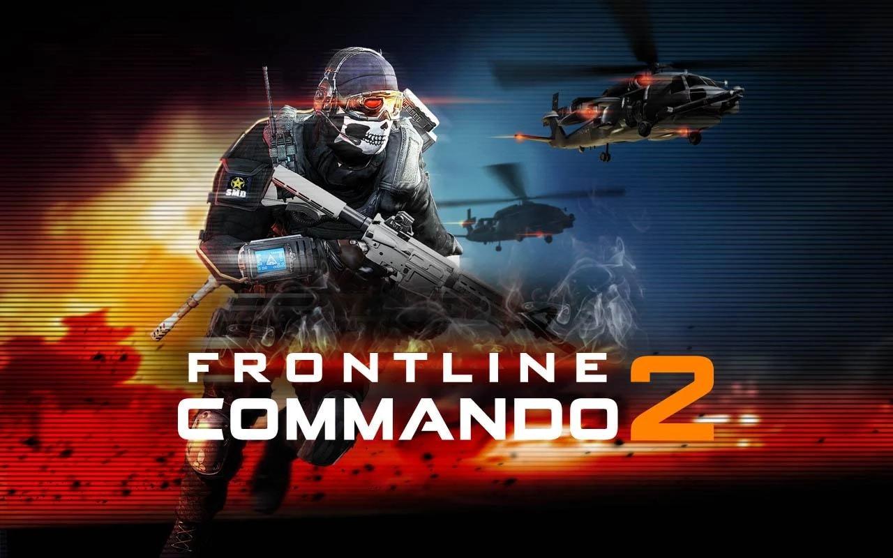 FRONTLINE COMMANDO 2 Header