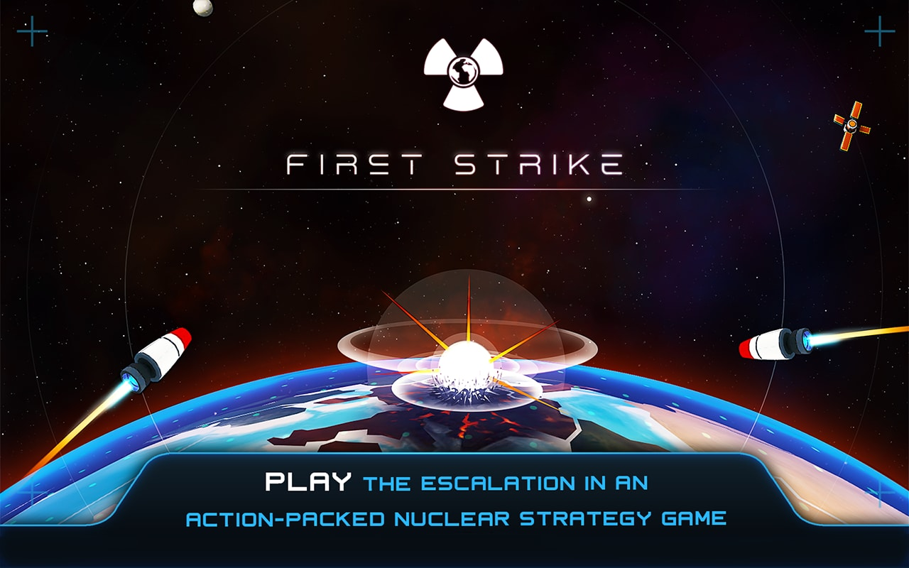 First Strike Play Store Header