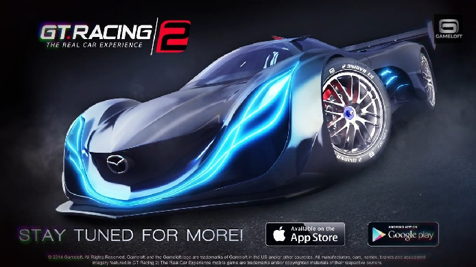 GT Racing 2 Social Update Header