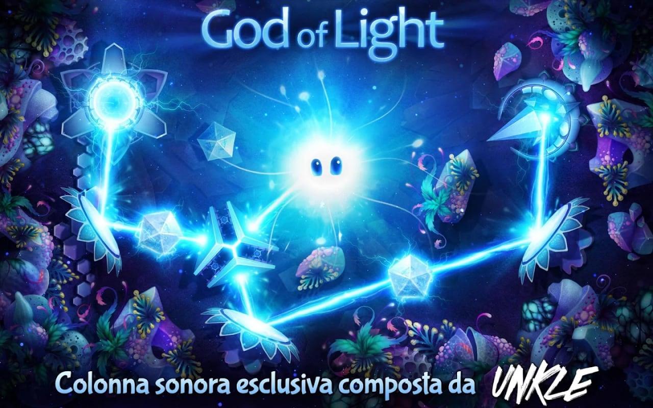 God of Light Header