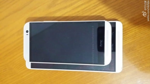HTC All New One 12