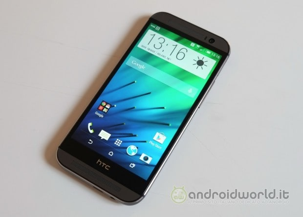 htc one m8 la nostra anteprima foto e video