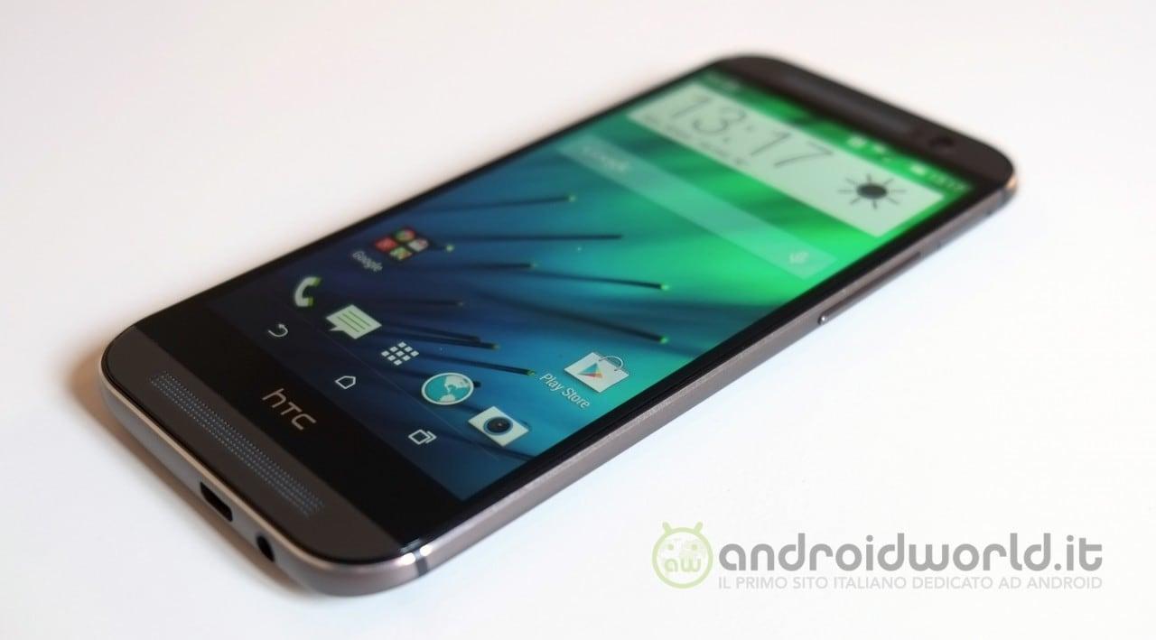HTC pubblica il primo spot pubblicitario su One (M8) con un sacco di bla bla bla (video)