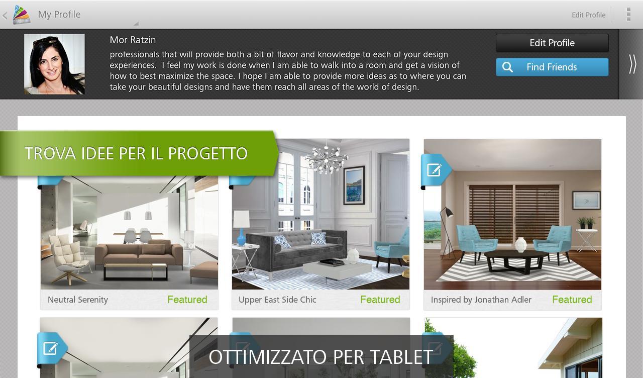 5 app per gli architetti foto 1 di 7 for Homestyler interior design review