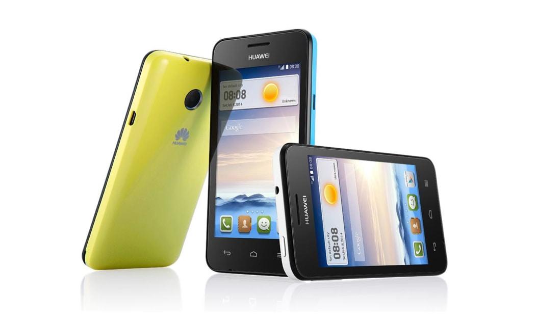Huawei Ascend Y330 4