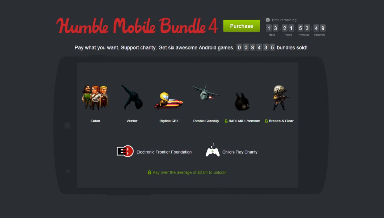 Humble Mobile Bundle 4 Title