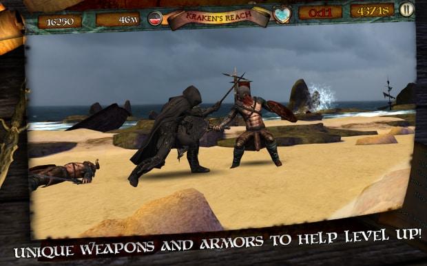 Infinite Warrior 2