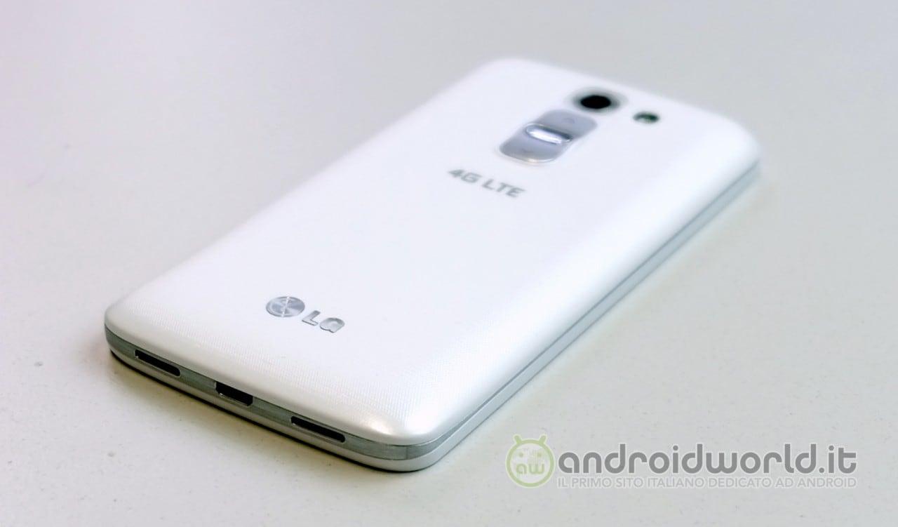 LG G2 mini Vodafone passa ad Android 5.0 Lollipop