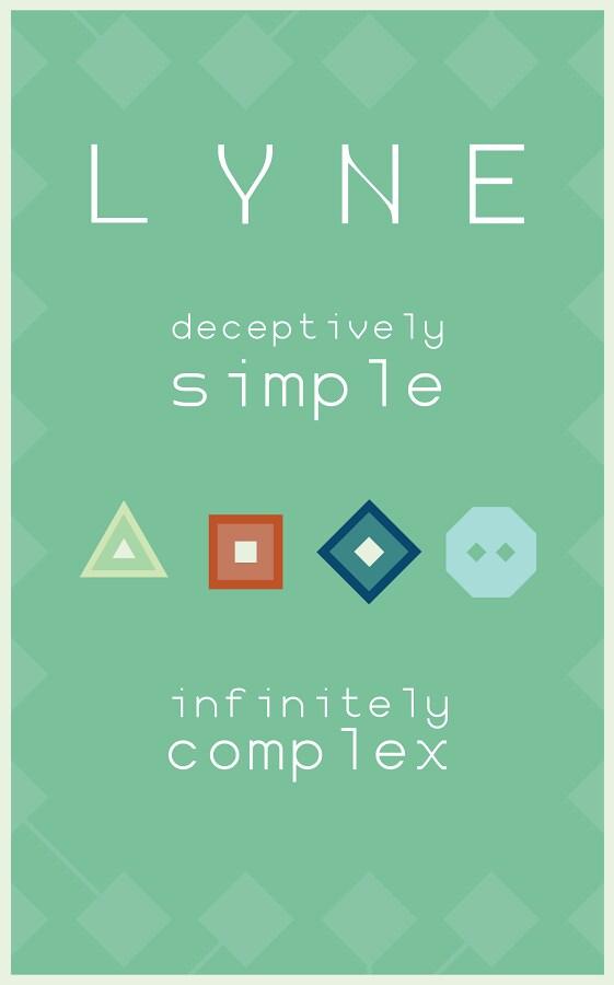 LYNE title