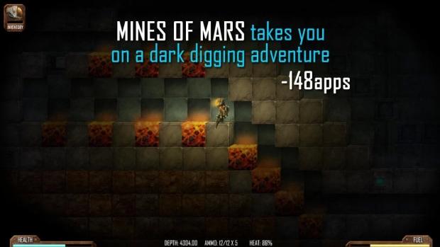 Mines of Mars 3