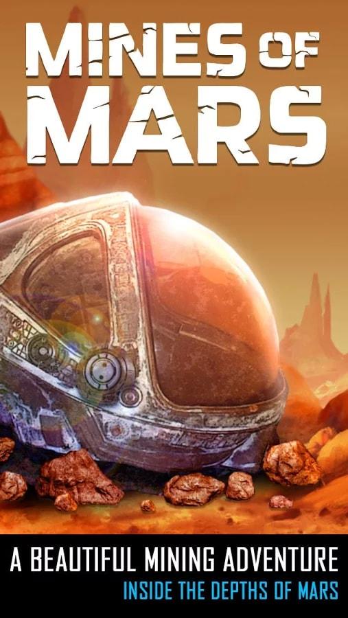 Mines of Mars title