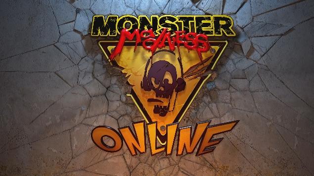 Monster Madness Online Header