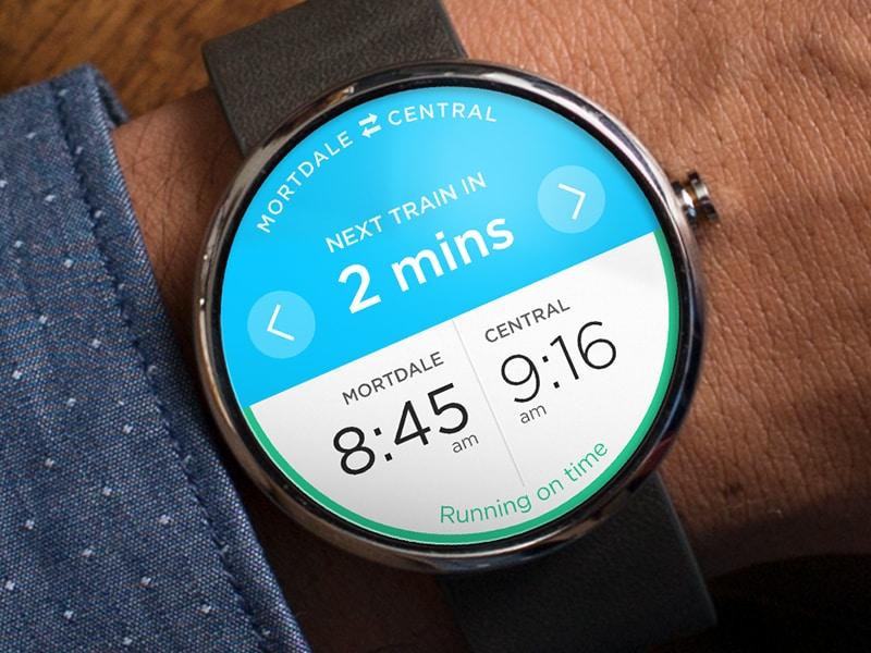 Moto 360 app concept 3