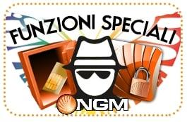 NGM funzioni speciali logo