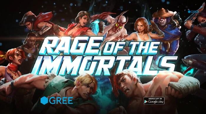 Rage of Immortals Header