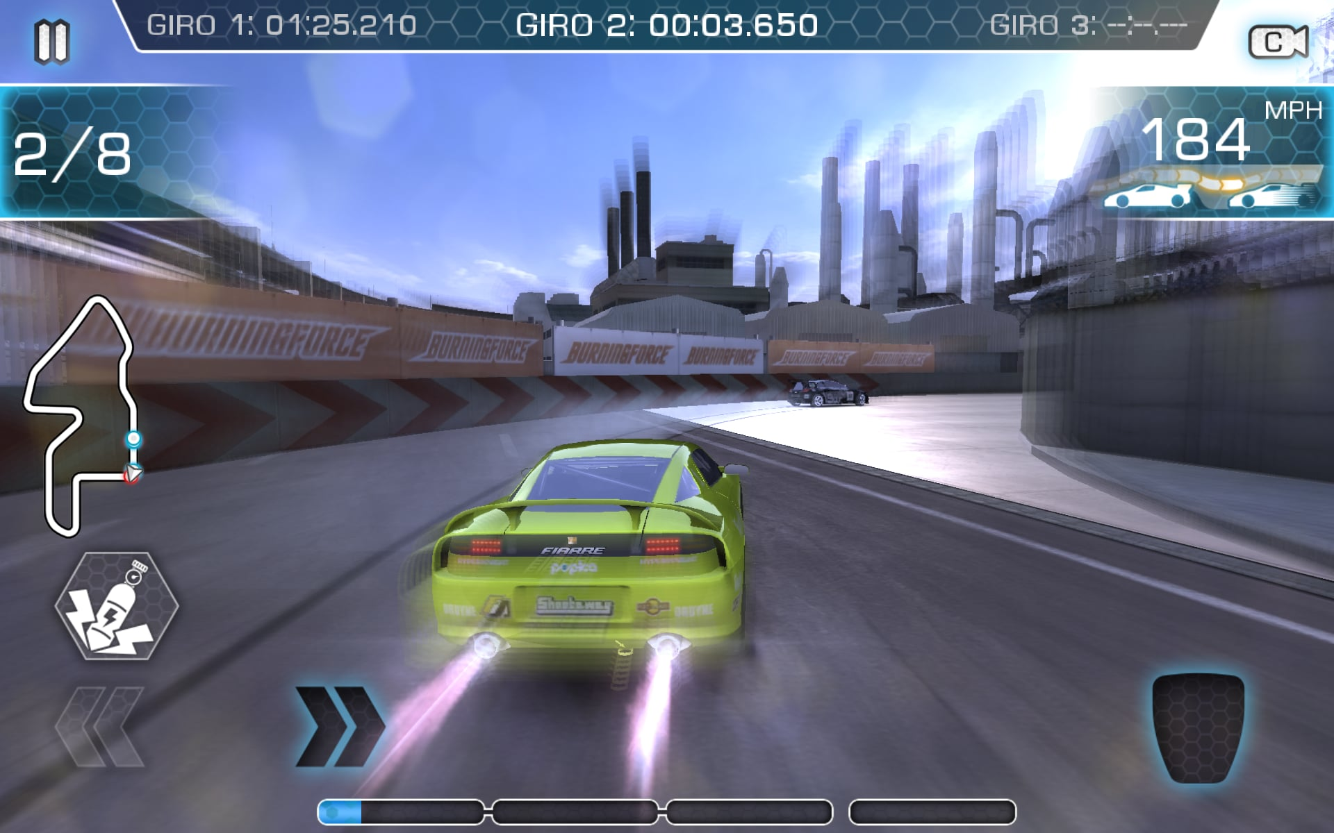 Ridge Racer Slipstream Recensione (6)