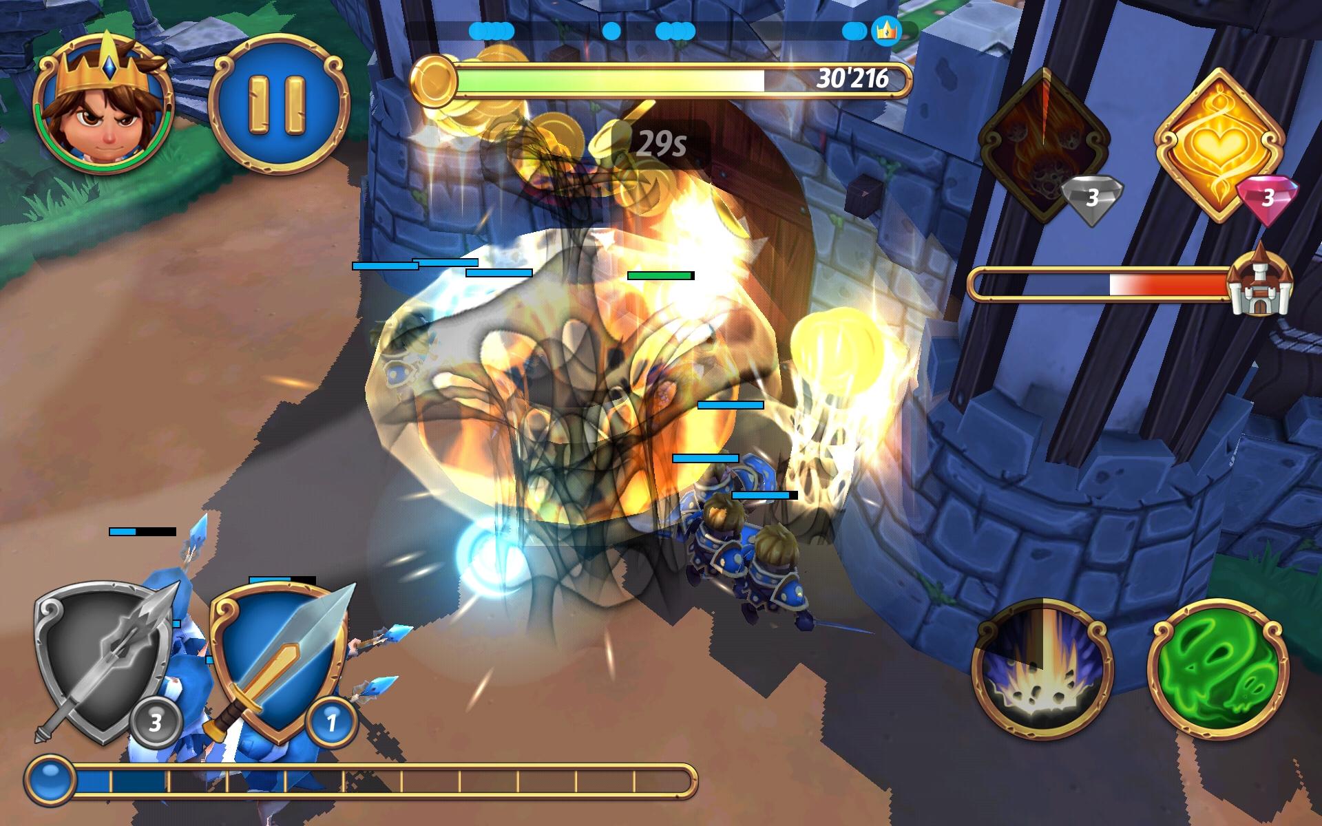 Royal Revolt 2 Recensione (10)