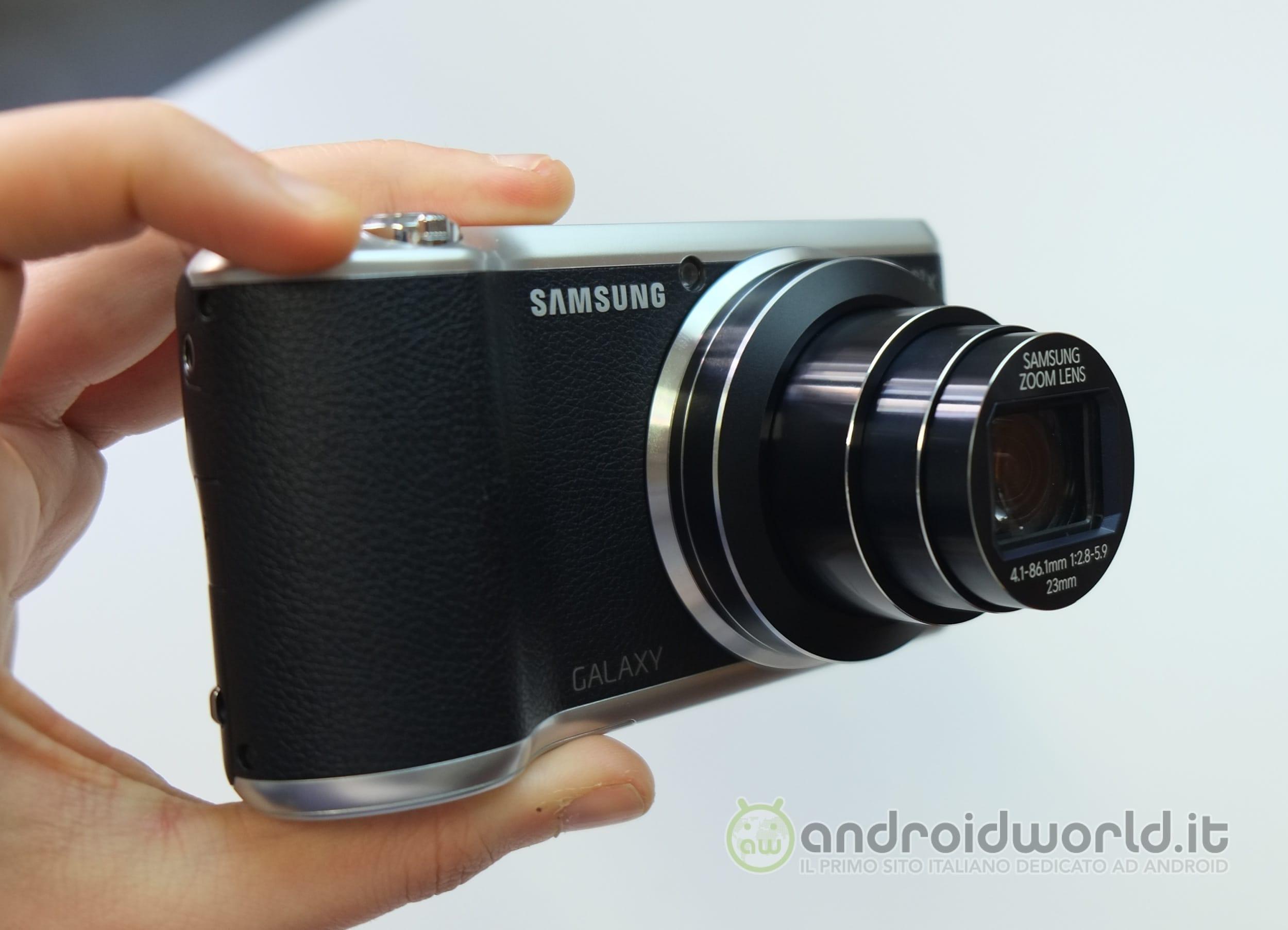 Samsung Galaxy Camera 2 Il Nostro Unboxing Foto E Video