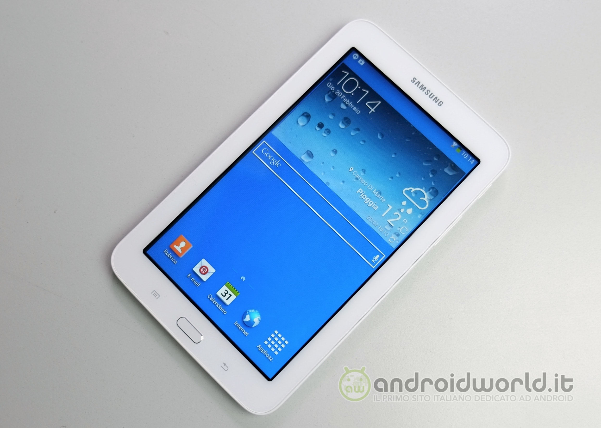 samsung galaxy tab 3 lite la recensione foto e video