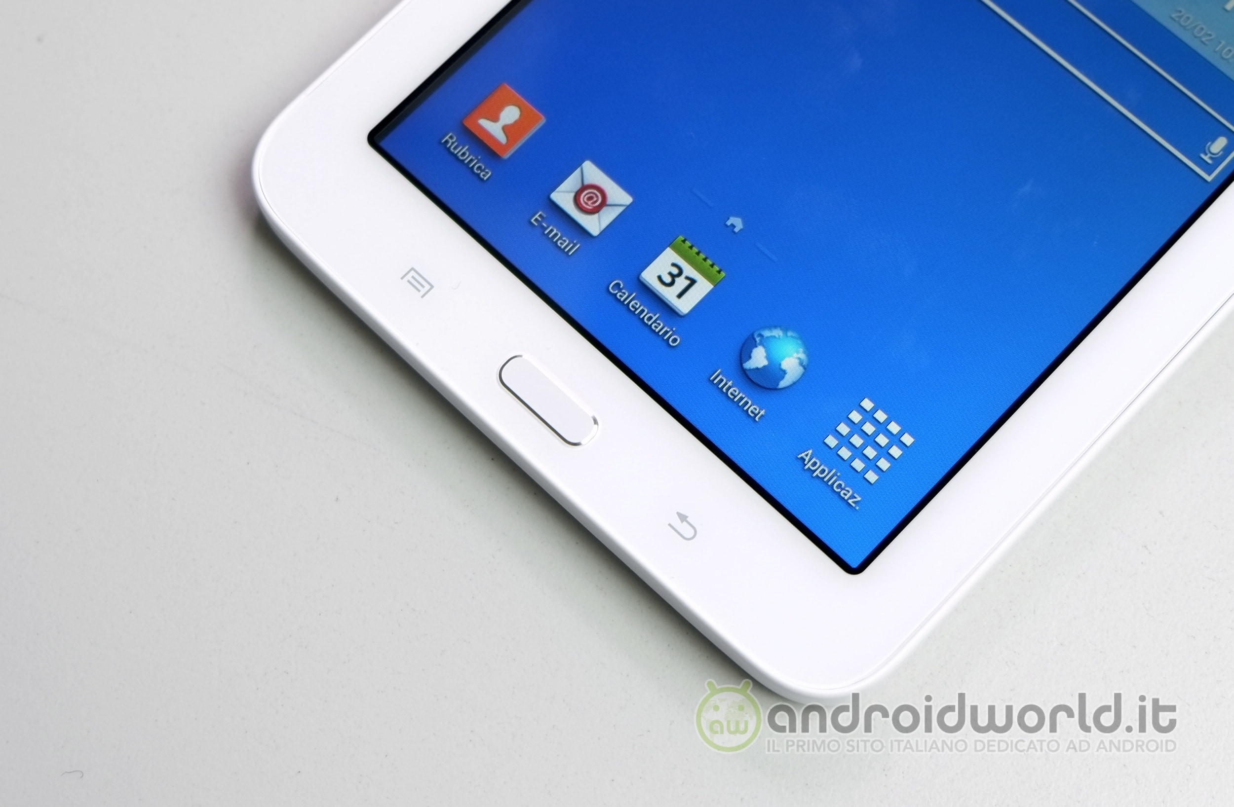 Samsung galaxy tab 3 lite la recensione foto e video foto 1 di 4 - Samsung galaxy tab 4 lite ...