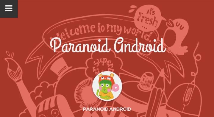 blog paranoid