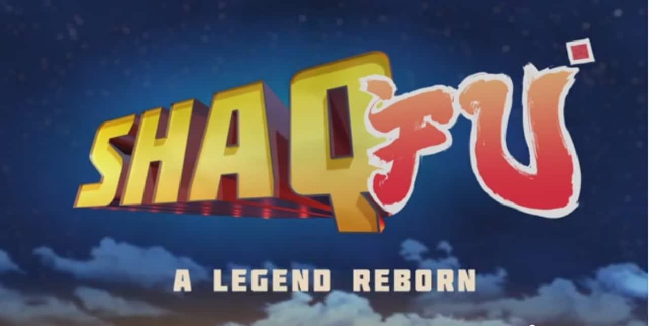 Shaq Fu Title