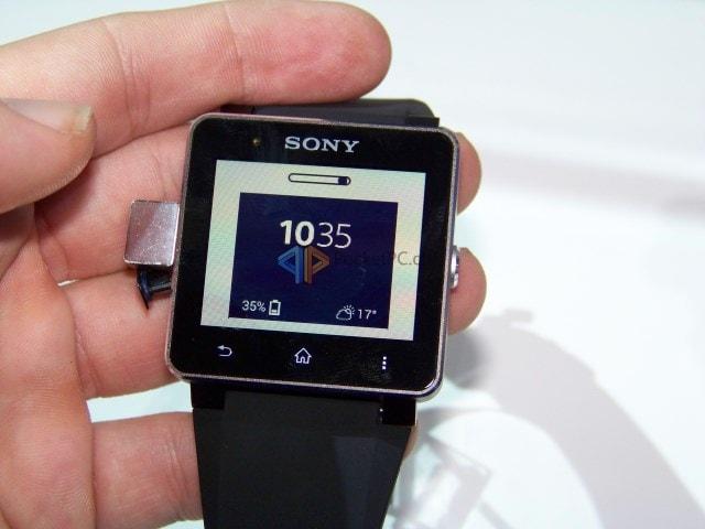 Smartwatch 2 update