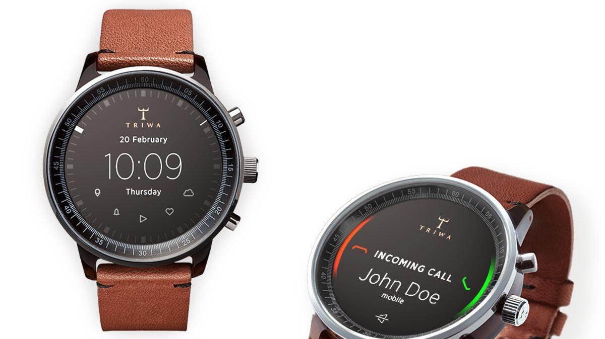 Uno smartwatch che sembra un normale orologio: ecco un bellissimo concept (foto)