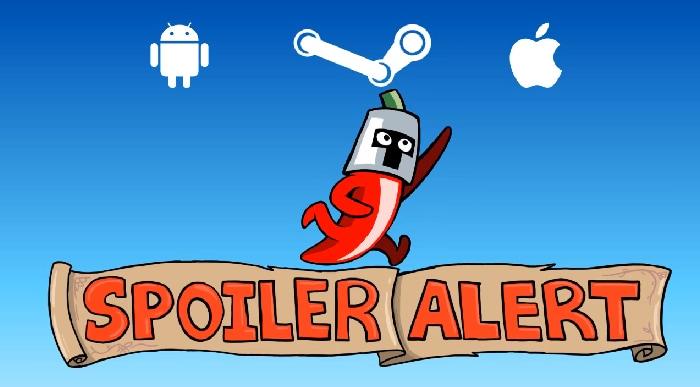Spoiler Alert: non è un avvertimento, ma un platform al contrario in arrivo su Android! (video)