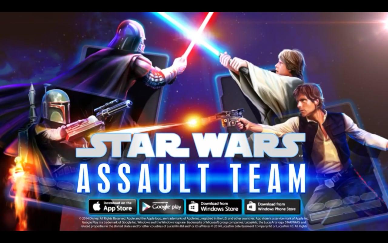 Star Wars: Squadra D'Assalto, lo strategico di Guerre Stellari disponibile sul Play Store (foto e video)