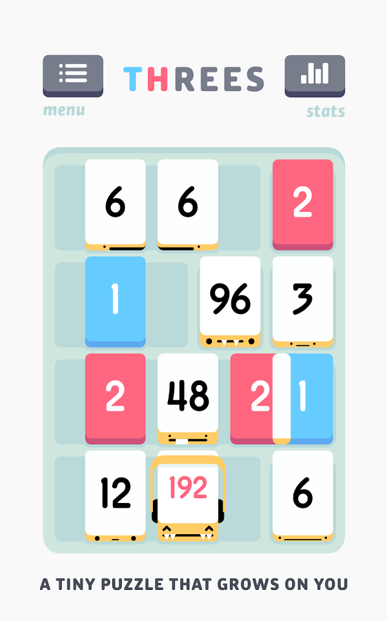 Threes! Android Sample (5)