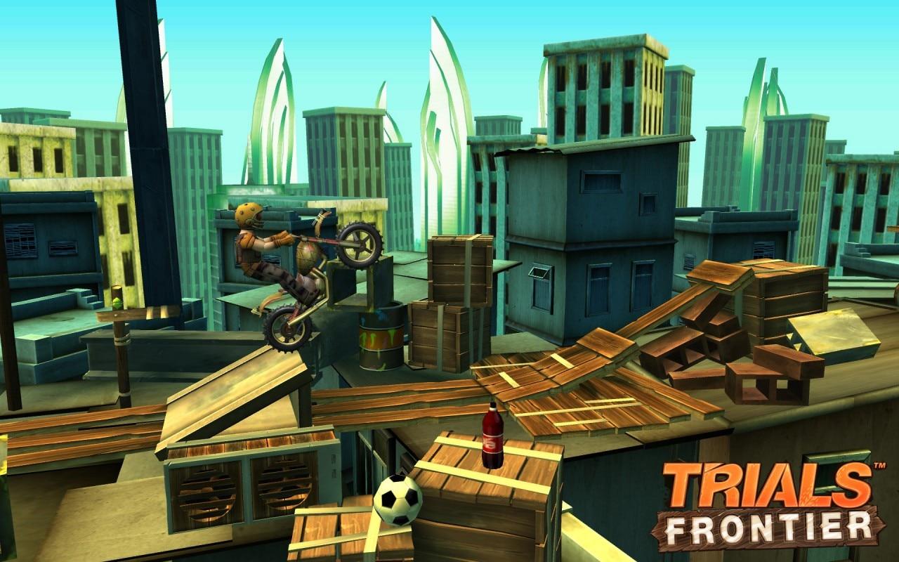 Trials Frontier di Ubisoft in arrivo anche su Android dopo aprile (foto e video)