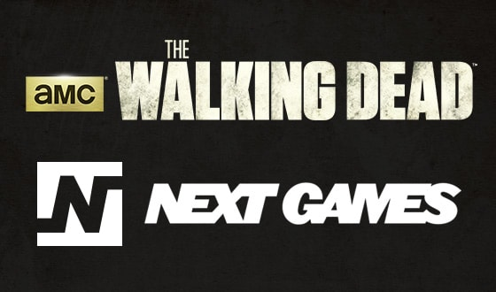 Walking Dead AMC Next Games Header