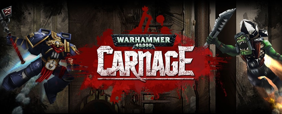 Warhammer 40K Carnage: un side-scrolling action in arrivo prossimamente su Android (video)