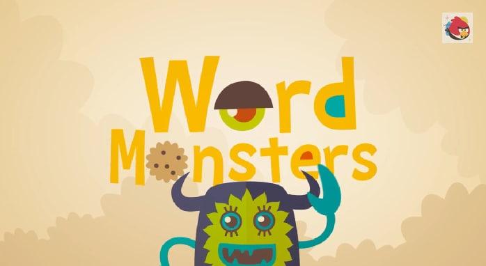 Word Monsters Header